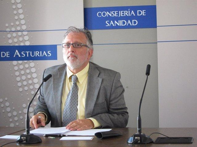 Enrique González, Director General De Innovación Sanitaria
