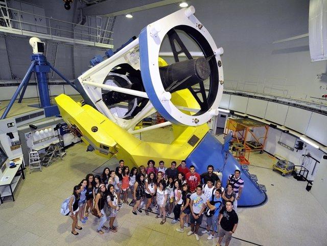 Estudiantes Asturianos Participantes En Los Campus De Verano