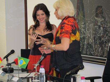 La empresaria brasileña Roberta Medina destaca el valor de la cultura para movilizar al mundo