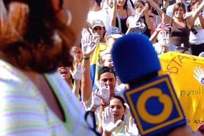Venezuela.- Globovisión paga una multa de 1,7 millones de euros para evitar el embargo de sus bienes