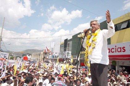 López Obrador busca por segunda vez la presidencia de México tratando de quitarse la imagen de conflictivo