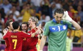 Fútbol/Selección.- Fernando Torres se alza con la Bota de Oro