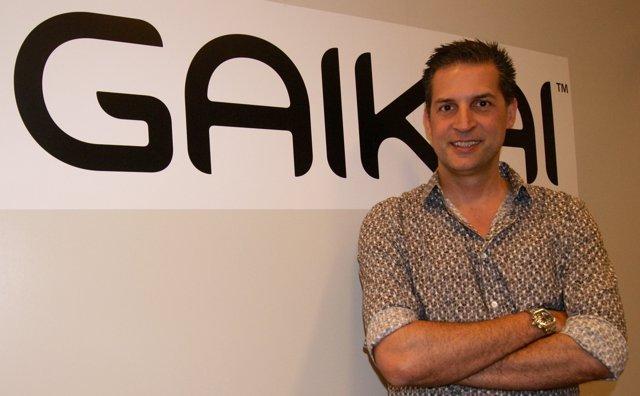 CEO De Gaikai, David Perry