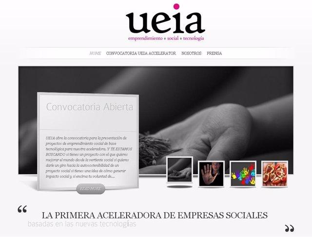 Página Web De UEIA