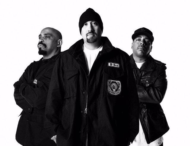 La Banda Estadounidense De Rap Cypress Hill