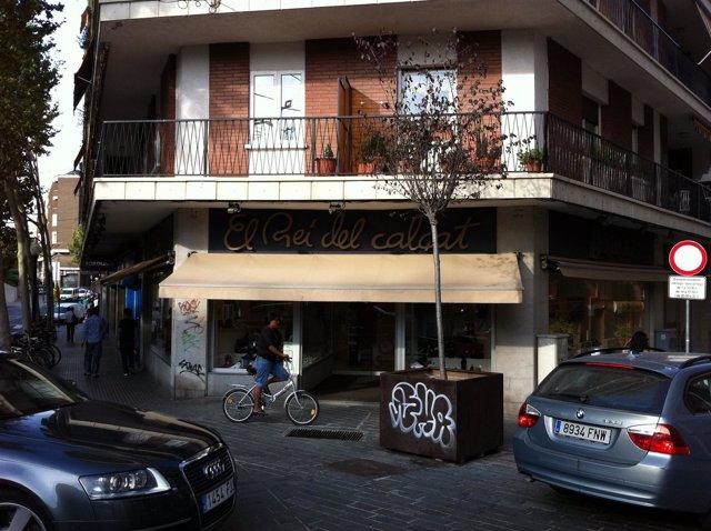 Comercios En Sant Cugat Del Vallès, Barcelona