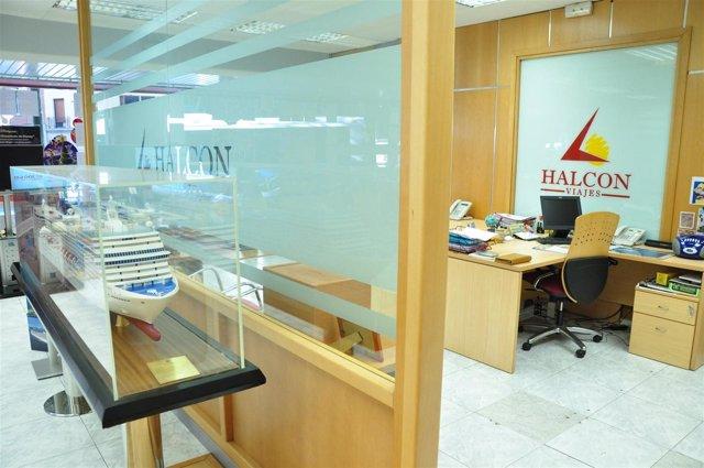 Agencia de viajes Halcón