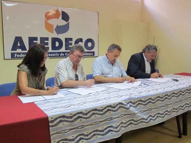 Firma Del Sector Del Comercio De Baleares