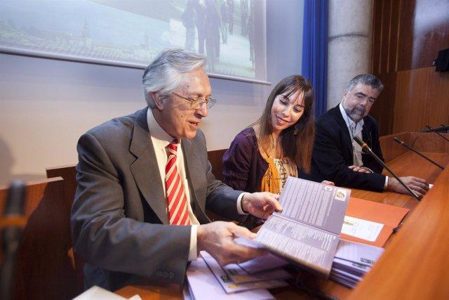 La viceconsejera de Sostenibilidad, Guacimara Medina durante el Foro