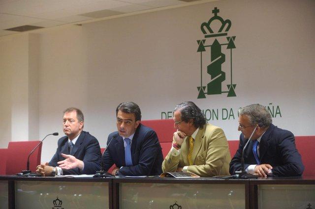 Presentación de la RETI en la Diputación de A Coruña