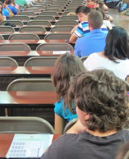 Selectividad, PAEG, Examen, Estudiantes, Alumnos, Prueba