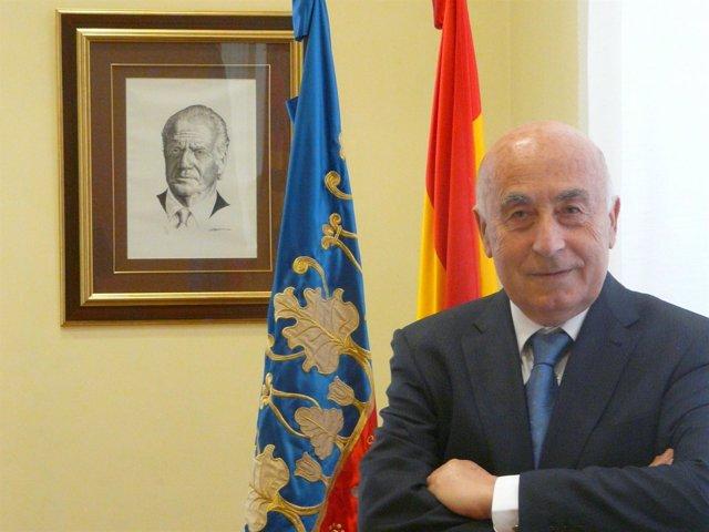 El Síndic De Greuges, José Cholbi, en imagen de archivo