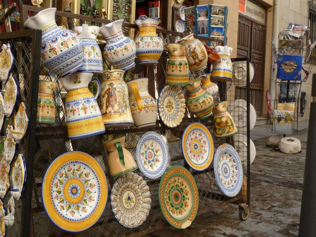 Ceramica, artesania