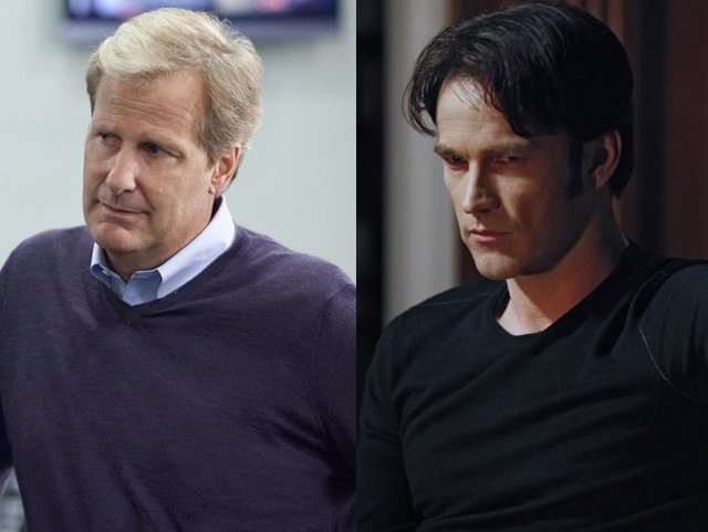 The Newsroom y True Blood