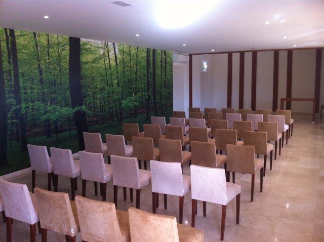 Sala aconfesional de Parcemasa