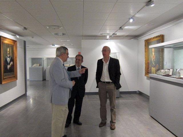 Exposición del MUVA en el edificio Tejerina