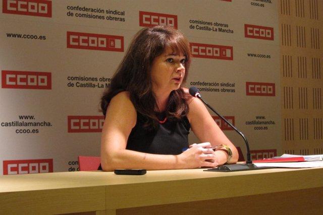 Lola Santillana CCOO