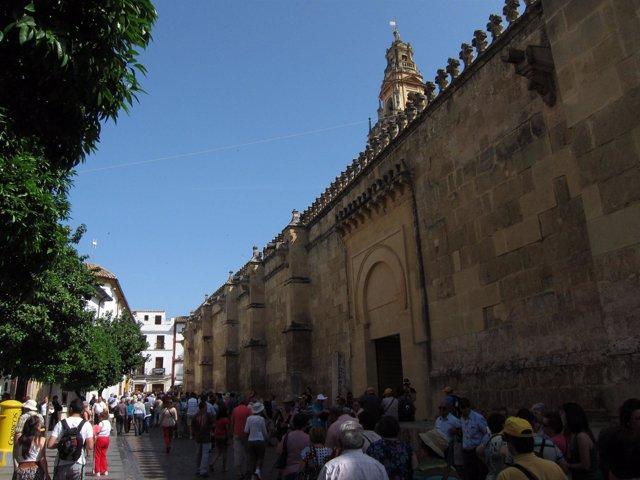 Exterior De La Mezquita-Catedral De Córdoba