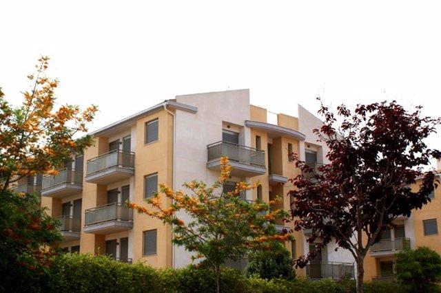 Residencia en Valencia que ha puesto en marcha Banc Sabadell