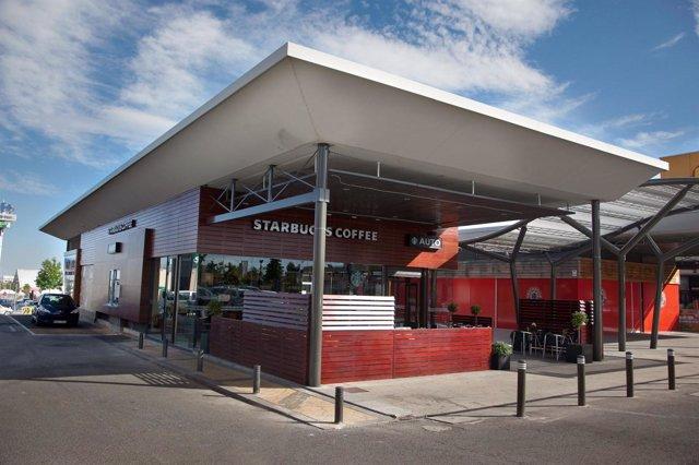 Starbucks Auto