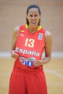 Amaya Valdemoro Selección Española