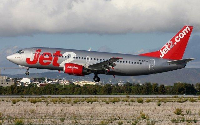 Avión de la compañía Jet2.Com
