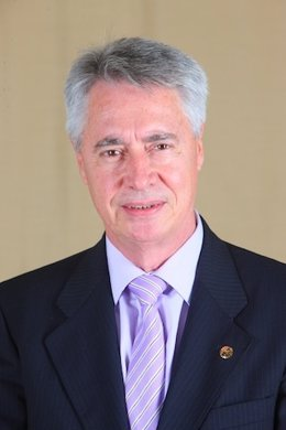 Presidente de la Cámara de Comercio de Gran Canaria, José Sánchez Tinoco