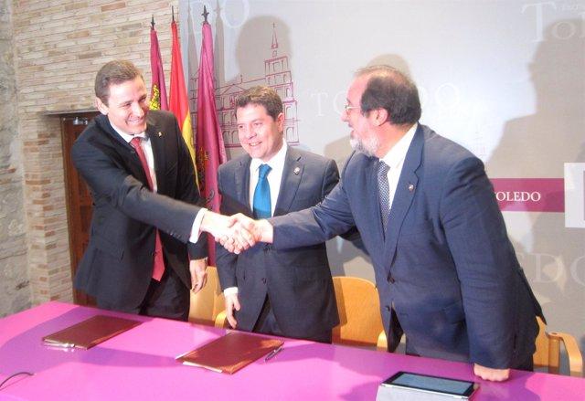 Martínez, Page y Nicolás