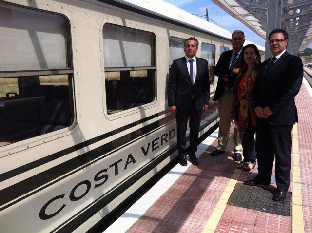El tren Costa Verde