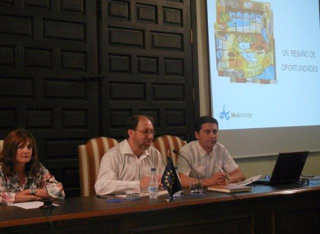 Seminario del programa europeo 'Medstrategy' en Teruel