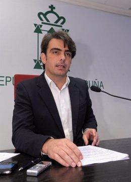 Diego Calvo.