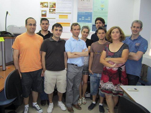 Miembros Del Grupo De Investigación TAIS De La Universidad De Sevilla