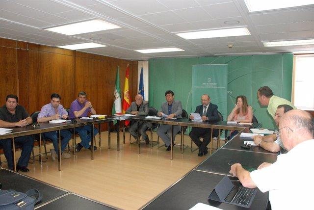 Diego Valderas Se Reune Con Extrabajadores De Delphi