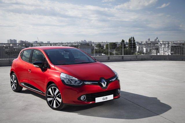 Cuarta Generación Del Renault Clio