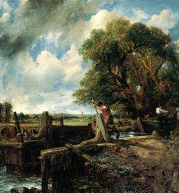 'La Esclusa' De Constable