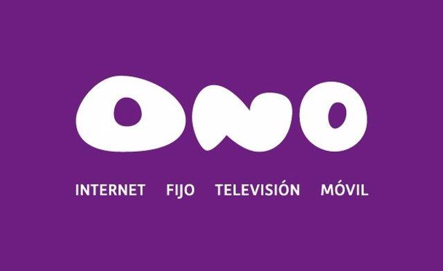 Logotipo ONO