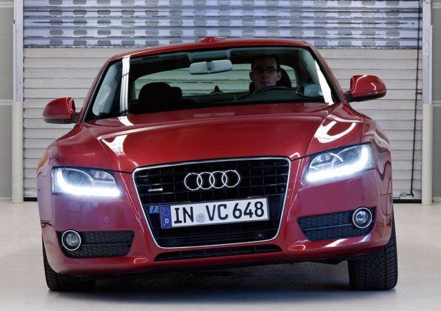 Suspensión Predictiva De Audi