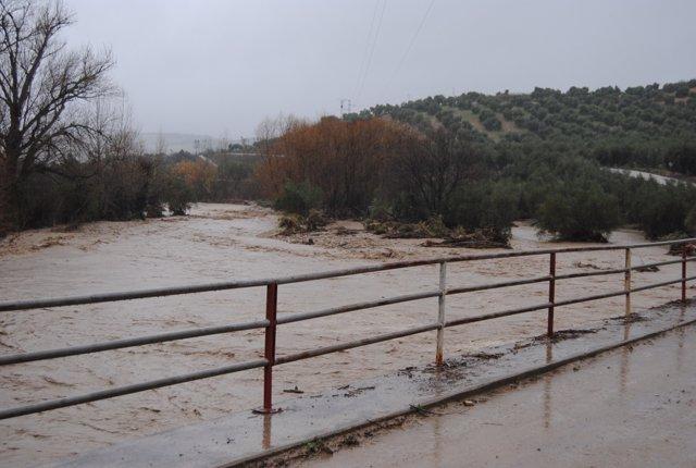 Inundaciones de 2010 en la CA-9120