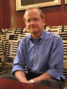El creador de Creative Commons y profesor de Harvard, Lawrence Lessing