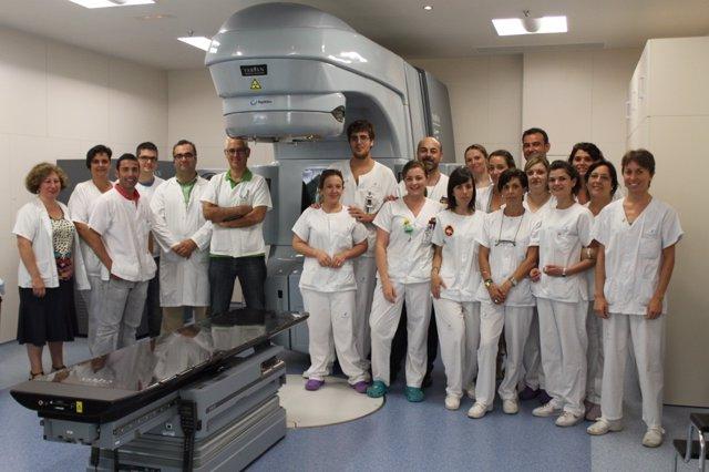Lucia jefe servicio oncologia ipo