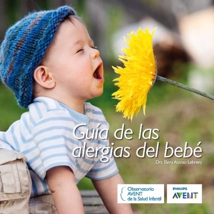 La Guía de las alergias del bebé, disponible para descarga