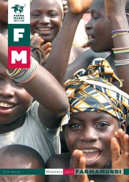 Cerca de dos millones de personas se beneficiaron de los 34 programas sanitarios de Farmamundi en 2011