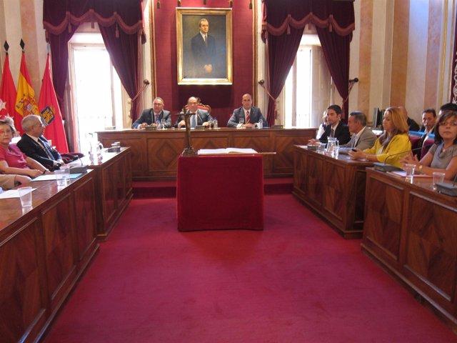 Pleno de Alcalá de Henares