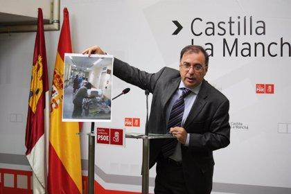 """CMancha.-PSOE insiste en que el H. de Toledo ordenó abrir una planta tras una denuncia y PP dice que """"falta a la verdad"""""""