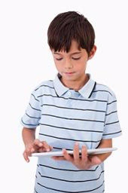 Los niños, una inesperada amenaza para 'smartphones' y 'tablets'