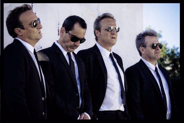 El Grupo Hombres G