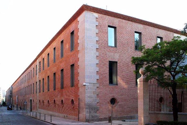Centro Conde Duque De Madrid
