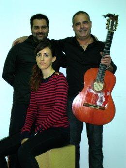 Cantante Paula Domínguez