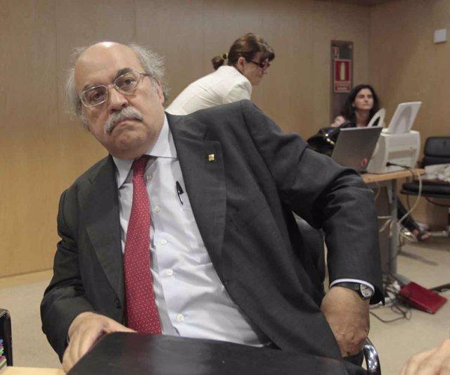 Consejero de Economía de Cataluña, Andreu Mas-Colell