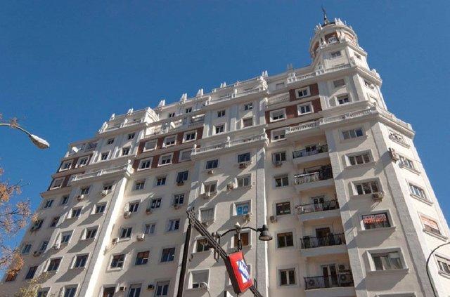 Edifico De La Gran Vía De Madrid Vendido Por Renta Corporación
